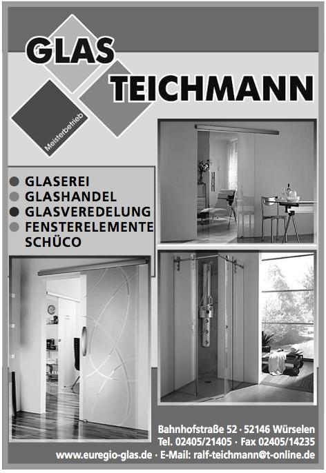 Glas-Teichmann - Euregio Glas
