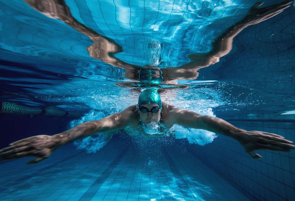 24 Stunden Schwimmen Aachen Hintergrundbild
