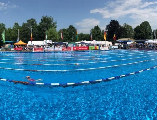 Pfingstschwimmen in Neheim