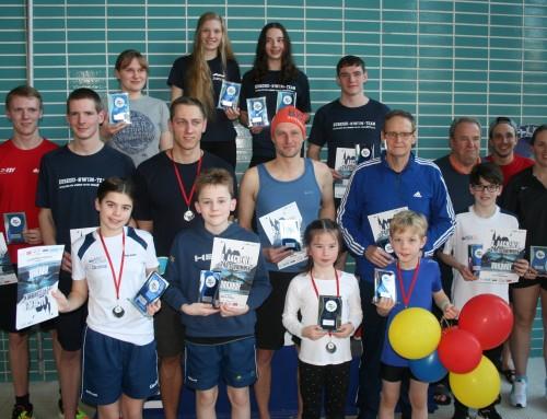 24h-Schwimmen 2018 – toller Erfolg in der Osthalle