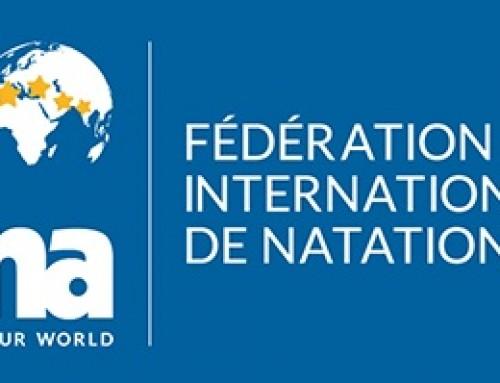 FINA-Segen für ISF 2018