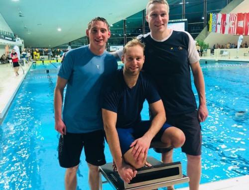 Delegation des Aachener Schwimmverein 06 e. V. erfolgreich bei den Deutschen Kurzbahnmeisterschaften der Masters in Hannover
