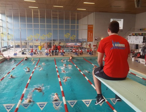 Viertes 24-Stunden-Schwimmen am 12./13.01.