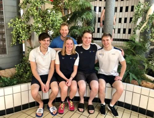 46. Internationales Mastersschwimmfest in Hürth – Erst die Arbeit und dann das Vergnügen!