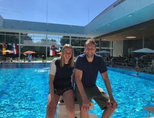 Sabine und Ivo zeigen gute Form bei 51. Deutschen Meisterschaft der Masters