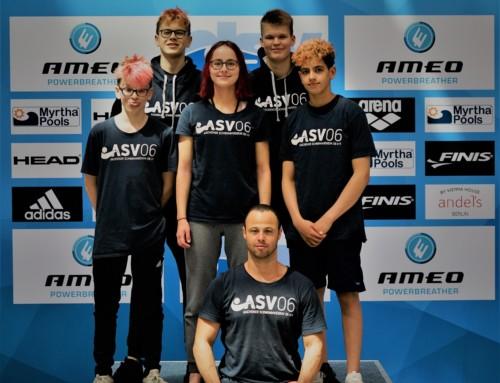 ASVler erfolgreich bei der Deutschen Jahrgangsmeisterschaft in Berlin (DJM)